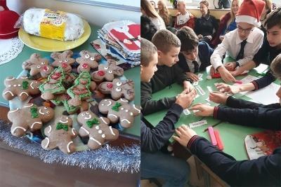 """Духът на немската Коледа в Гимназия """"Екзюпери"""""""