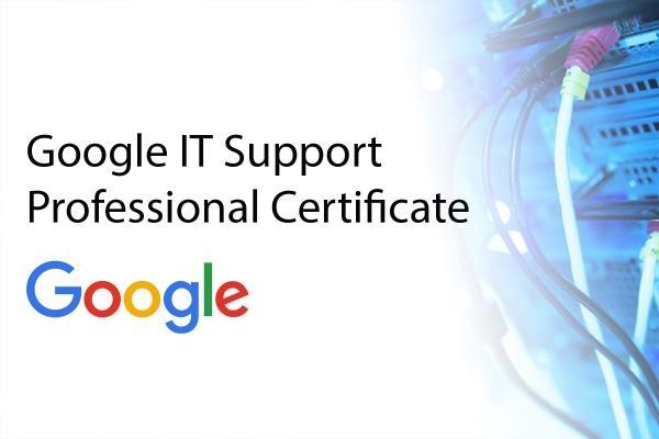 Професионални сертификати от Google