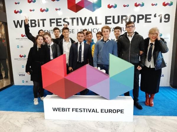 Международно технологично изложение Webit.Festival Europe 2019
