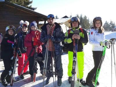 Пътепис - Зимен спортно-танцов лагер
