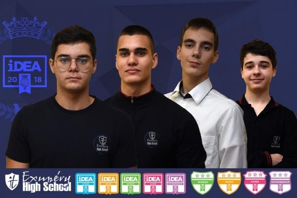В надпревара за високи резултати в международна програма за дигитални компетентности