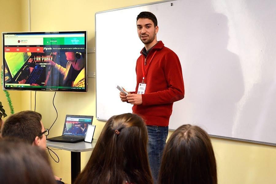 LAN Party School Edition 2015