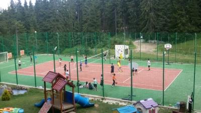 Летен спортен лагер - Пампорово 2016