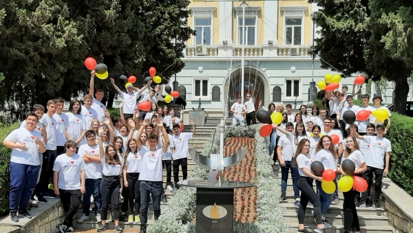 Най-предпочитаната Частна гимназия във Варна
