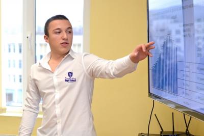 """Нови успехи на ученици от IT гимназия """"Екзюпери"""""""