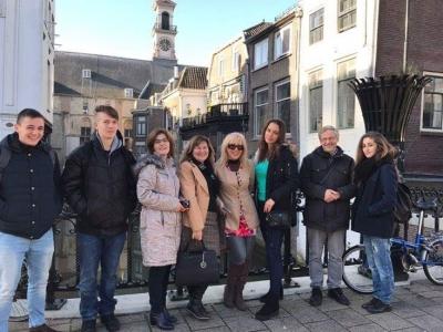 Образователен обмен в Холандия